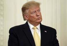 Trump se queja de que cada vez le cuesta más ganar seguidores en Twitter y acusa a la red de sesgo