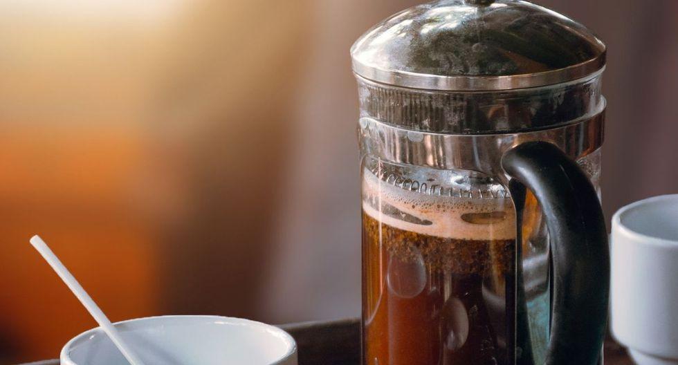 Para proporcionar el mejor sabor posible al café, los expertos recomiendan usar agua filtrada o embotellada para la prensa francesa. (Foto: Pixabay)