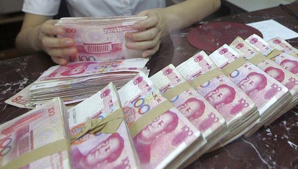 China se habría desacelerado a 7,3% en el primer trimestre