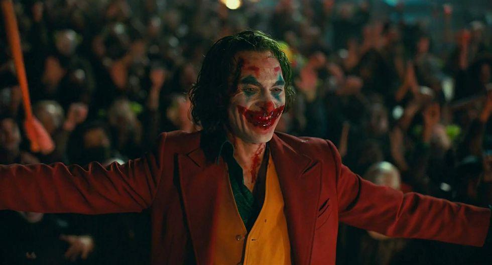 """Joaquin Phoenix en una escena de """"Joker"""", que ingresó en los últimos días al famoso club del millón de dólares."""