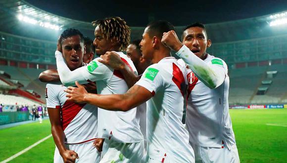 El mensaje motivador de la selección peruana. (Foto: Reuters)