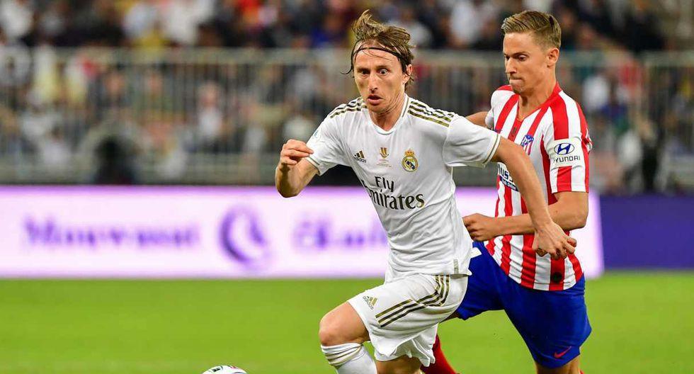 Modric (34 años, contrato hasta 2021). Su edad y el amago de irse en 2018 le dejan abierta las puertas de salida al mejor postor.. (Foto: AFP)