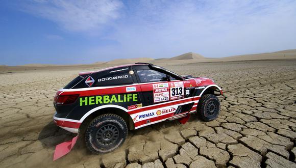Nicolás Fuchs sigue siendo el mejor peruano en coches. (Foto: ITEA Photo)