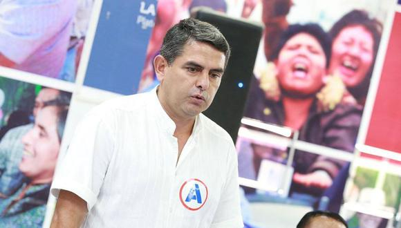 El congresista Marco Verde aseguró que se somete a las investigaciones correspondientes. (Foto: Marco Verde / Facebook)