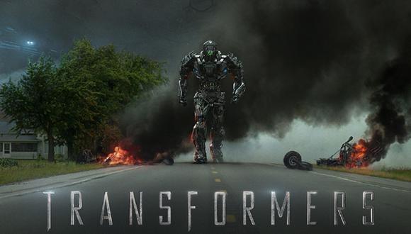 """""""Transformers"""": mira el nuevo afiche de la película"""