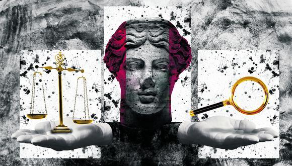 Camino hacia la reforma de justicia(Ilustración: Giovanni Tazza para El Comercio)