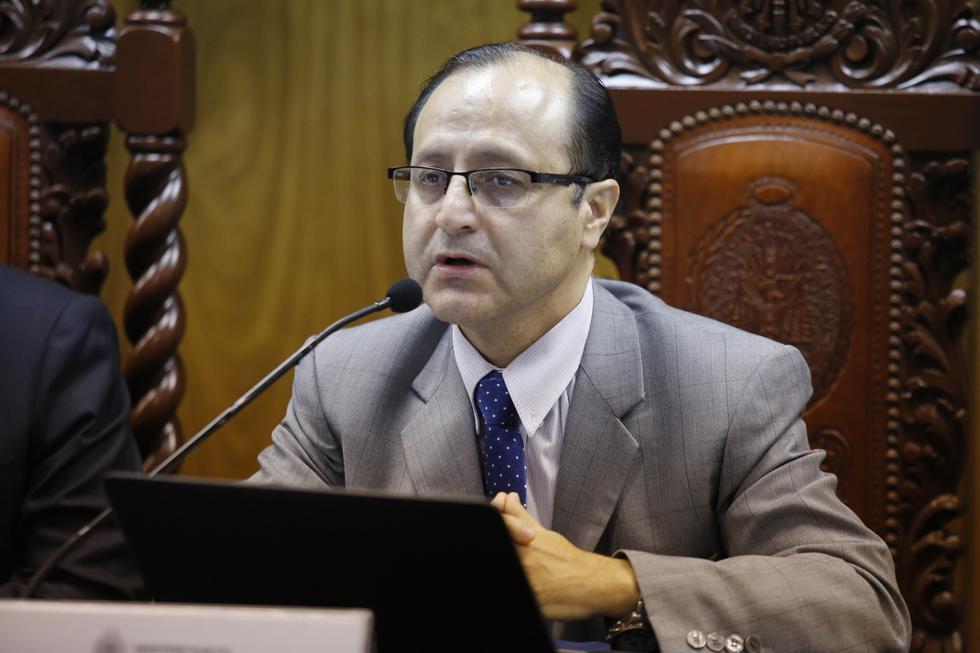 El fiscal Hamilton Castro comentó que luego de esta decisión Barata podrá ser incorporado como colaborador eficaz por la fiscalía en el marco del caso Lava Jato. (Foto: Archivo El Comercio)