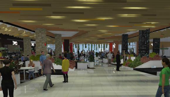 Mall Aventura Santa Anita invirtió S/3 mlls. en nuevo boulevard