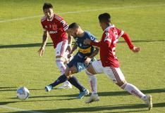 U. de Chile sacó empate 1-1 ante Everton por la fecha 20 del Campeonato Nacional de Chile