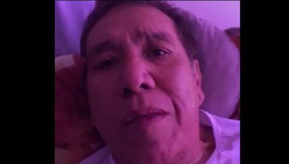 El conmovedor pedido de ayuda del Gordo Casaretto [VIDEO]