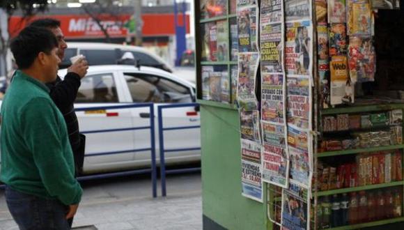 Tras la expansión del coronavirus y su impacto en el mercado local, la agencia de medios Mindshare Perú estima que entre un 25% y 30% de empresas han dejado paralizadas sus campañas. (Foto: Archivo)