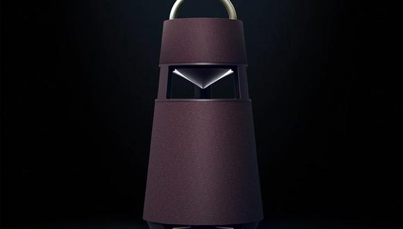 Conoce todas las características del nuevo parlante de LG, el XBoom 360 (modelo RP4) (Foto: LG)