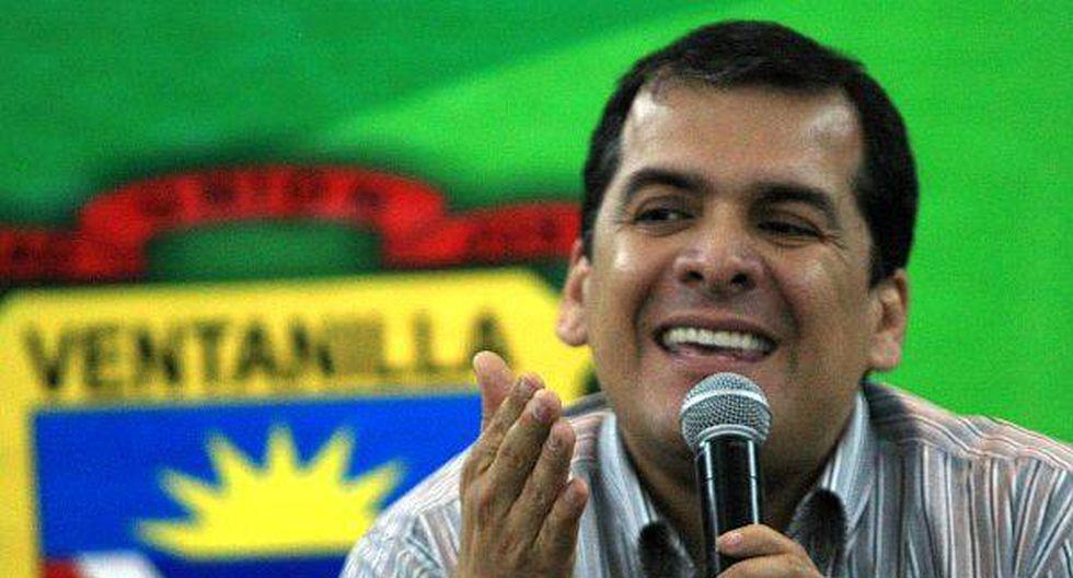 Ventanilla: alcalde Omar Marcos con comparecencia restringida