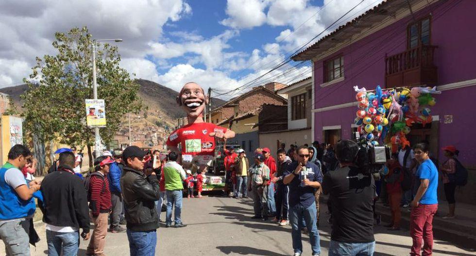 La fiebre de Ronaldinho en Cusco: así se vive previa del duelo - 3