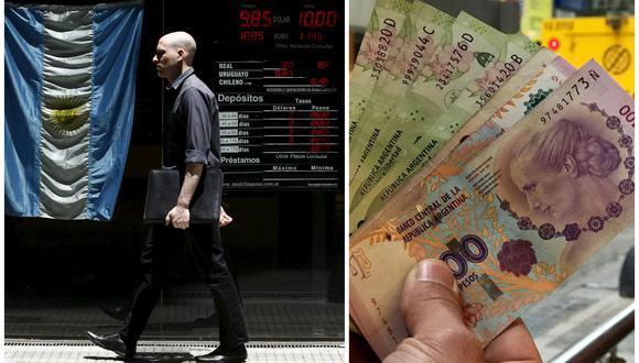 """La agencia Standard & Poor's (S&P) recortó este jueves la calificación crediticia de Argentina a """"default selectivo"""", debido a que extendió """"unilateralmente"""" los vencimientos de su deuda."""