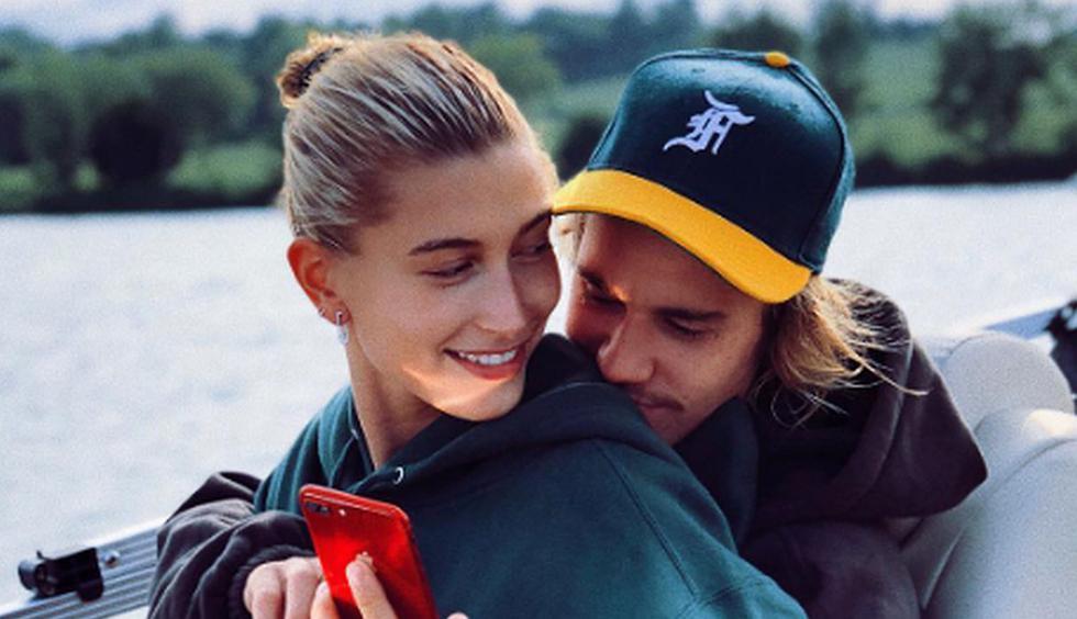 Hailey Baldwin recibió un año más de vida el último jueves y a su lado estuvo su pareja Justin Bieber. (Foto: Instagram)