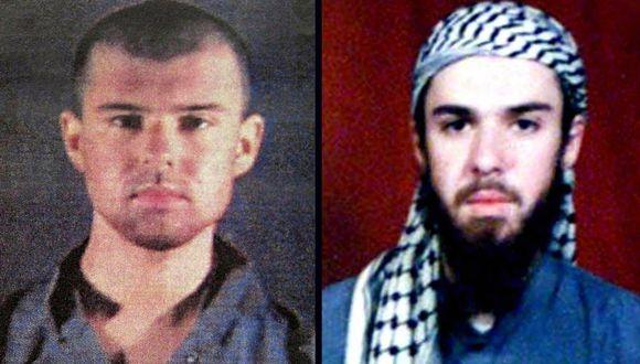 John Walker Lindh, un californiano de 22 años, se había unido a los talibanes y fue arrestado por tropas estadounidenses en Afganistán. (AFP)