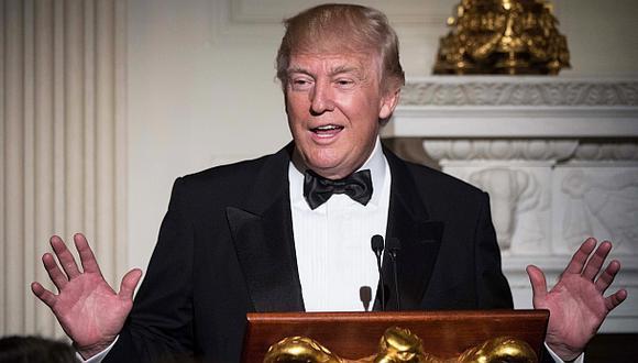 """Trump: """"Fue triste que el Oscar terminara de esa manera"""""""