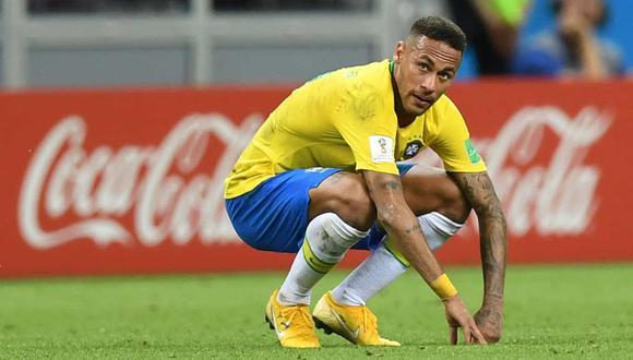 Brasil vs. Bolivia: con Neymar y Coutinho, XI confirmado de la Canarinha para el inicio de las Eliminatorias. (Foto: AFP)
