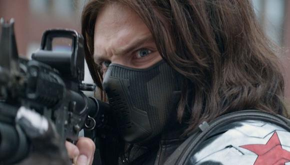 """Bucky Barnes estaría unido a su nombre """"Soldado de invierno"""" mientras no logre dejar atrás sus pecados cometidos mientras estaba bajo el control de Hydra. (Foto: Marvel)"""