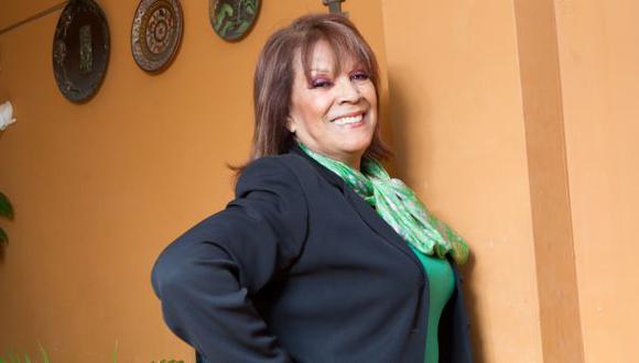 Edith Barr: hija aclara que criolla tuvo hipertensión arterial