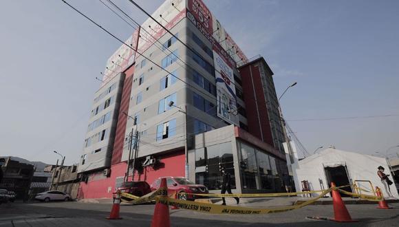 La Policía Nacional logró la captura de Joel Michael Gutiérrez Vargas, quien habría ayudado en la fuga del reo Genaro Aguilar Oliva. (Foto: Leandro Britto /GEC)