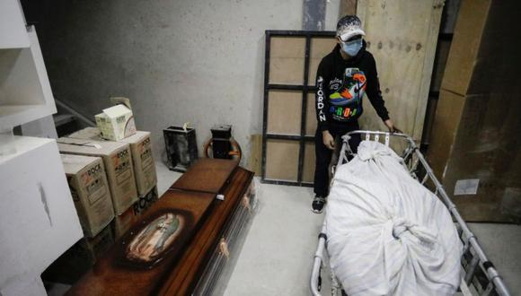 Coronavirus en México   Últimas noticias   Último minuto: reporte de infectados y muertos hoy, viernes 29 de enero del 2021   Covid-19   REUTERS/Gustavo Graf