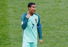 Chile vs. Portugal: Cristiano Ronaldo publicó divertida imagen en previa del duelo