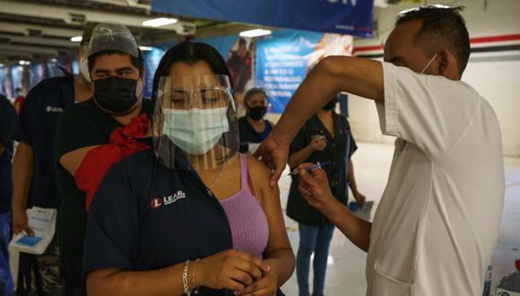 Coronavirus en México   Últimas noticias   Último minuto: reporte de infectados y muertos hoy, domingo 12 de septiembre del 2021   Covid-19. (Foto: Paul Ratje/Bloomberg).