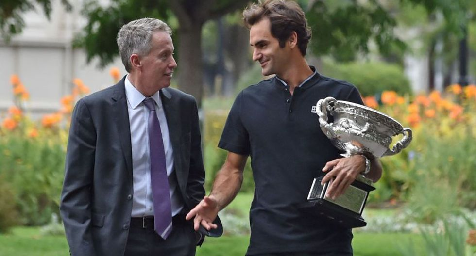 Roger Federer: el día después de hacer historia en Australia - 5