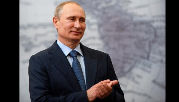 """Vladimir Putin sobre el G7 sin Rusia: """"Que les aproveche"""""""