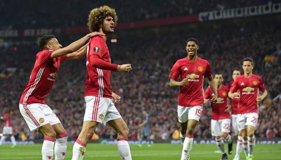¡Manchester United jugará la final de la Europa League!