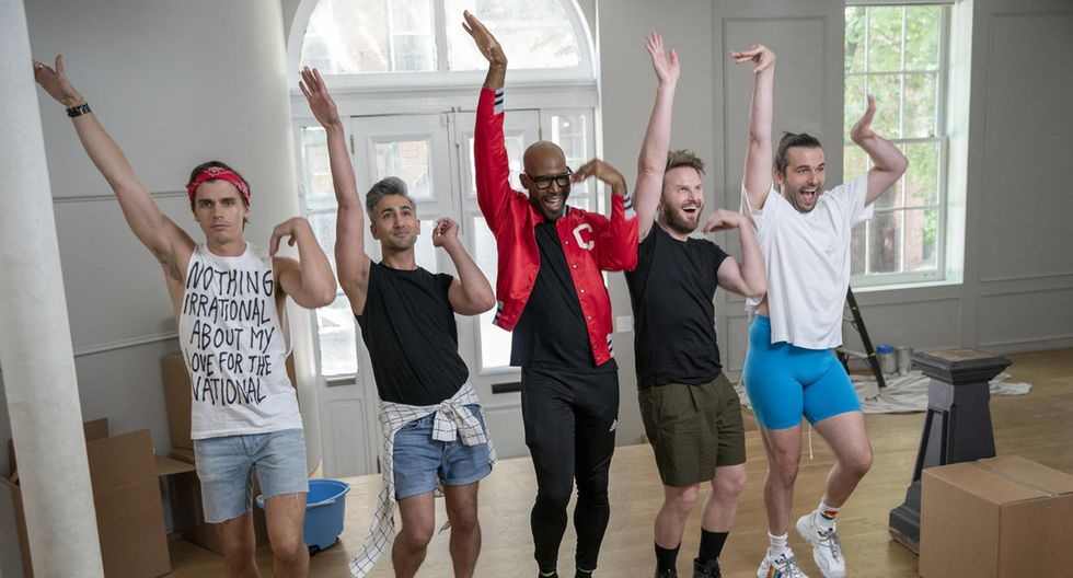 """Queer Eye"" - 5ta temporada - 05/06. (Foto: Netflix)"