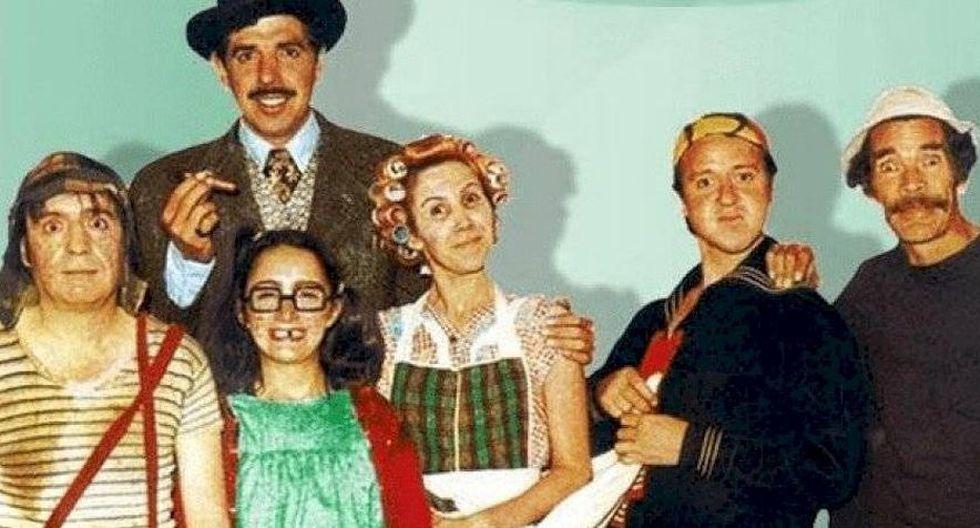 """""""El chavo del 8"""" tuvo muchas canciones y una de las más recordadas será """"¡Que bonita vecindad!"""" (Foto: Televisa)"""