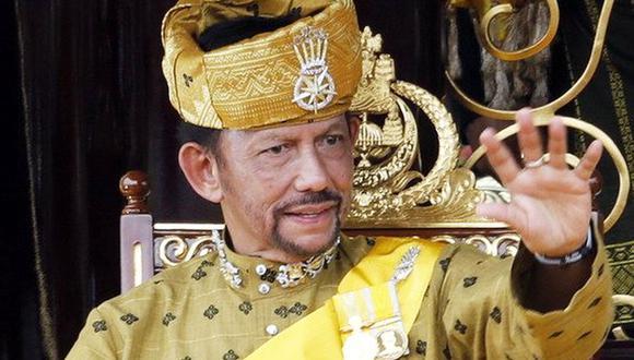 Brunei | Hassanal Bolkiah, el multimillonario sultán que aprobó lapidar a homosexuales. (EFE)