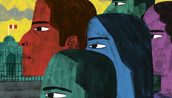 """""""En el transcurso de la última década, el Estado Peruano ha realizado importantes avances en materia de interculturalidad"""" (Ilustración: Víctor Aguilar Rúa)."""
