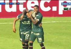 Gol de Universitario: autogol de Alberto Rodríguez le dio el 1-0 a los cremas por la Liga 1 | VIDEO