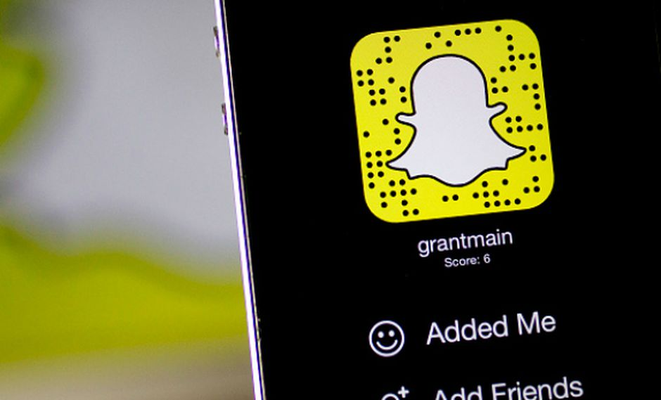 Snapchat: aplicación desea cotizar en la bolsa
