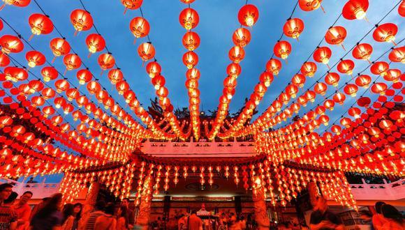 En China, la Fiesta de la Primavera tiene una historia de más de 4000 años | Foto: AFP