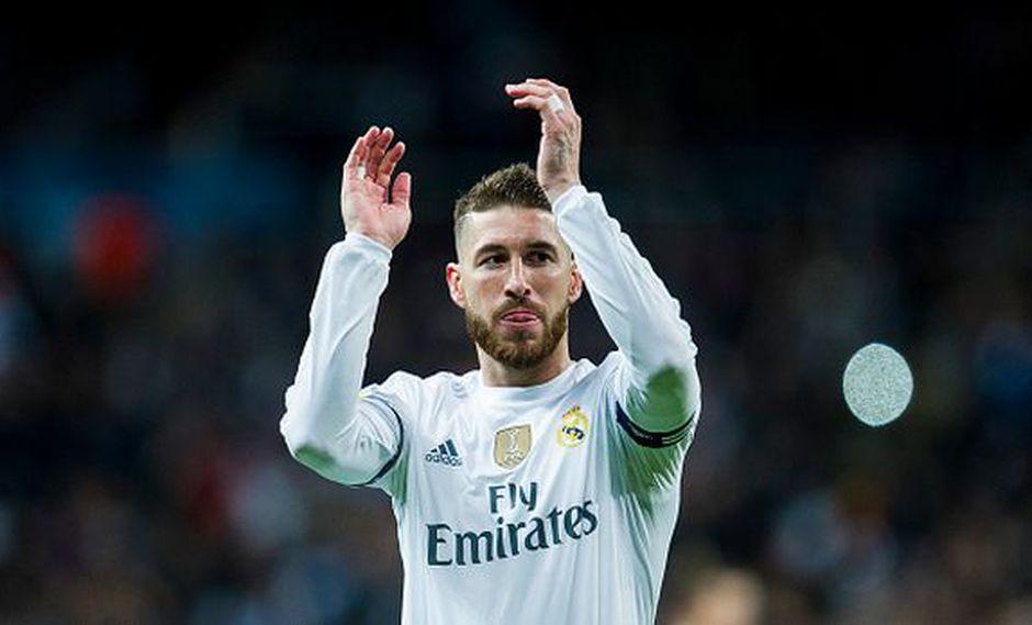 """Sergio Ramos: """"Estamos enormemente contentos con Zizou"""""""