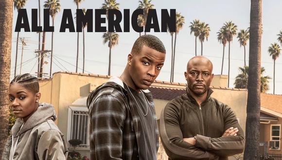 """""""All American"""" es una de las series con mayor audiencia de HBO. (Foto: The CW Network)"""