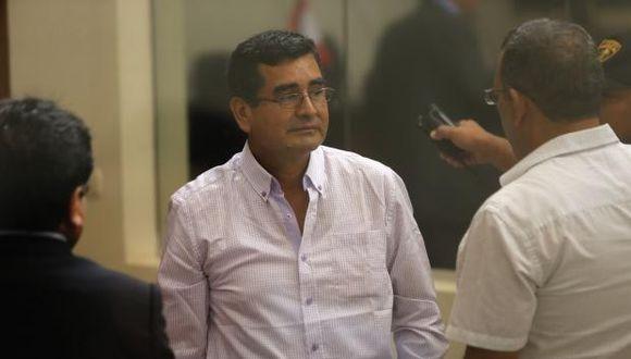 César Álvarez se encuentra recluido en el penal de Cochamarca, en Cerro de Pasco. (Foto: GEC)