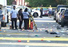 EE.UU.: Tiroteo deja un muerto y 20 heridos en barbacoa multitudinaria en Washington | VIDEO