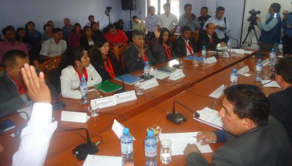 Ayacucho todavía no tiene gobernador regional