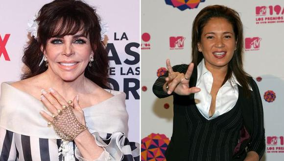 Las actrices mexicanas Yolanda Andrade y Verónica Castro fueron 'troleadas'  por Google Translate | Foto: AFP