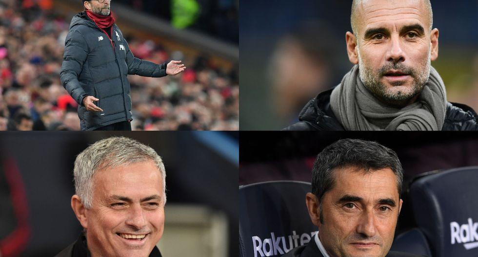 Mourinho vuelve a pisarle los talones a Guardiola: el top 10 de los entrenadores mejor pagados en el mundo [FOTOS]