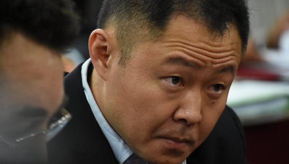 Kenji Fujimori es acusado de haber ofrecido que el Poder Ejecutivo ofrezca obras a favor de la región de un legislador que vote en contra de la vacancia. (Foto: Poder Judicial)