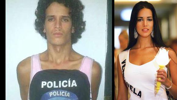 Gerardo Contreras Álvarez y Mónica Spear. (Foto: Agencias/Reuters)
