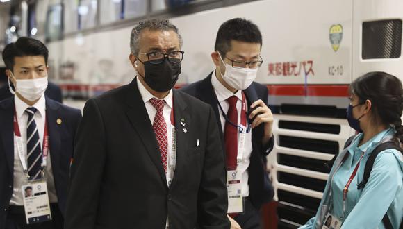 Tedros Adhanom Ghebreyesus, jefe de la Organización Mundial de la Salud (OMS). (Foto: AP)