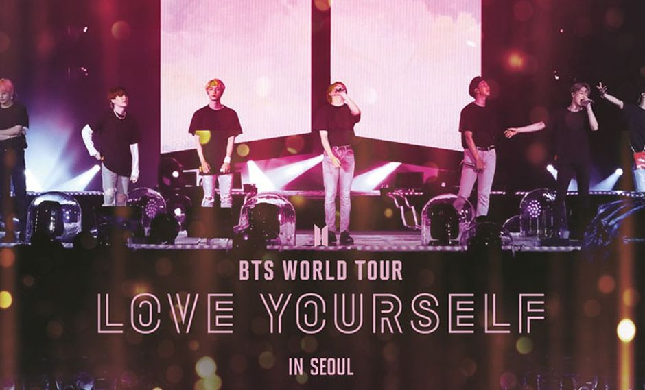 BTS World Tour: Love Yourself in Seoul será la próxima película que estrenará el septeto a lo largo de todo el mundo (Foto: Big Hit Entertainment)